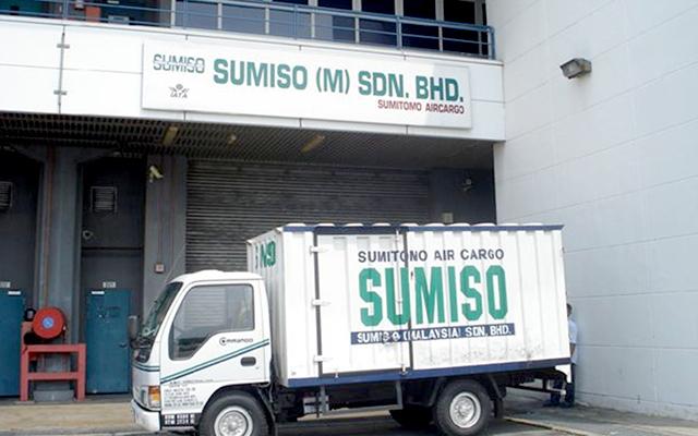 Sumiso (Malaysia) Sdn  Bhd |SUMITOMO WAREHOUSE